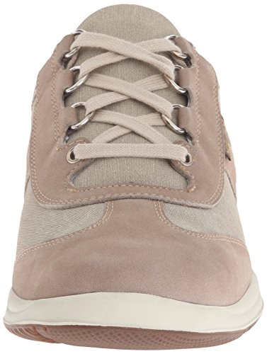 Shoe Warm Walking Laser Bucksoft Mephisto Beige Grey Women's CxPqpPtwA
