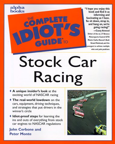 Complete Idiot's Guide to Stock Car covid 19 (Complete Car Cost Guide coronavirus)