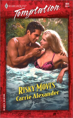 book cover of Risky Moves