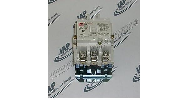 39162169 contactor diseñado para uso con Ingersoll Rand compresores: Amazon.es: Amazon.es