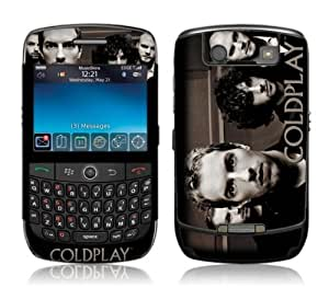 Zing Revolution MS-CP10015 BlackBerry Curve- 8900- Coldplay- Photo Skin