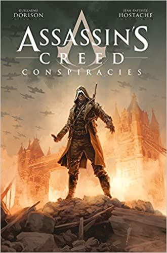 Assassin S Creed Conspiracies Dorison Guillaume Hostache Jean