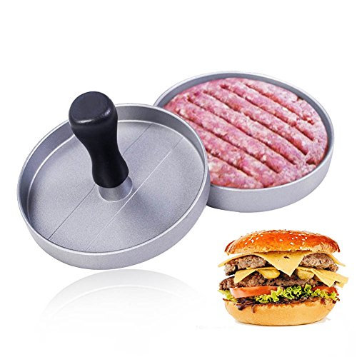 Hamburger Press - XIAOJU Heavy Duty Non-Stick Veggie