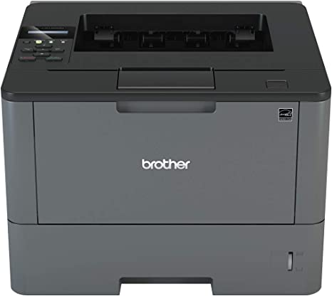 Brother Monochrome Laser Printer, HL-L5100DN, Duplex Two-Sided Printing, Ethernet Network Interface, Mobile Printing, Amazon Dash Replenishment ...