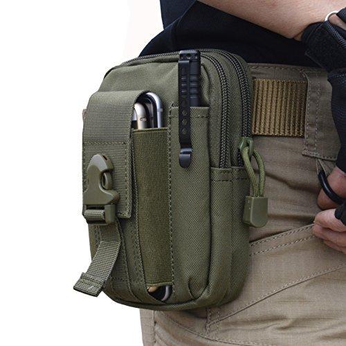 Funs Compact Tactical Waist Pack Utility Gadget Fanny Bag...