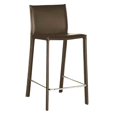 Fantastic Amazon Com Baxton Studios 25 5 Inch Emsick Leather Wrapped Machost Co Dining Chair Design Ideas Machostcouk