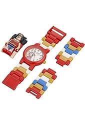 Lego Kids' 8020271 DC Universe Wonder Woman Link Watch