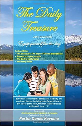 Como Descargar Libros En The Daily Treasure: June Daily Devotional Todo Epub