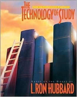 Technology of Study: Amazon.es: Hubbard, Ron L.: Libros en ...
