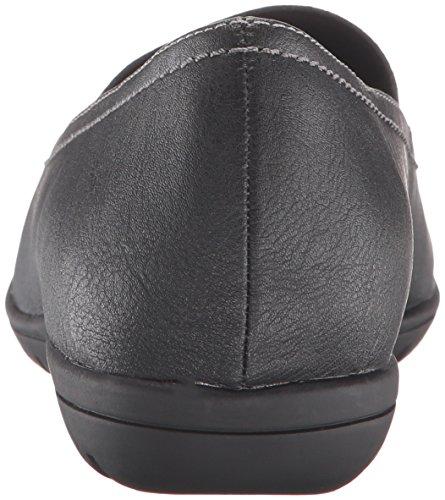Varya Loafer Hush Slip Black Leather Puppies On Style Women's Soft by pfx1TXfqw