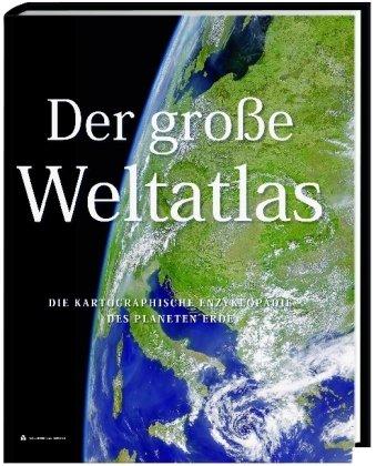 Der große Weltatlas, englische Ausgabe
