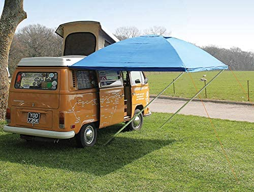 Just Kampers Transporter Sonnensegel Kompatibel Mit Vw T2 T25 Und T4 Campervan Auto