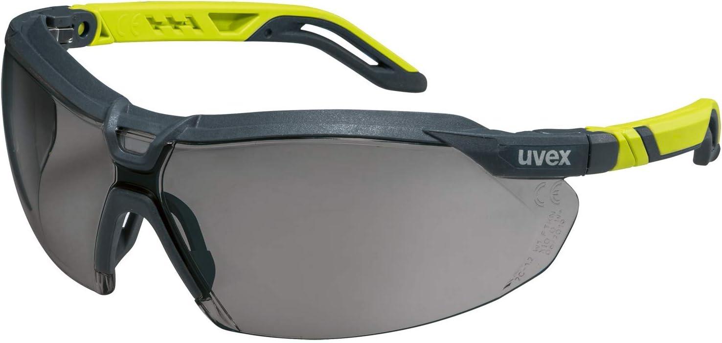 antivaho y antiara/ñazos Gafas de trabajo con protecci/ón UV 400 Uvex i-5