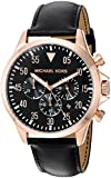 Michael Kors Men's Gage Black Watch MK8535