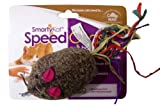 SmartyKat SpeedChaser Pull-Back Motion Cat Toy, My Pet Supplies