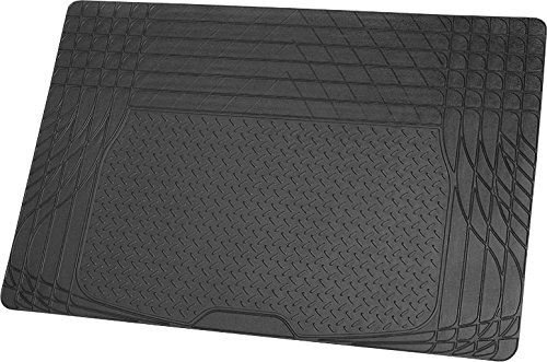 UKB4C Heavy Duty Rubber Car Boot Liner Mat for Defender 90