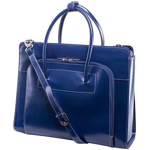Coastal Vintage Solid Design Carry On Stylish Foldable Laptop Tablet Tote, Softsided Elegant Sturdy Motif, Multi Compartment, Fashionable, Checkpoint Friendly Soft Travel Wander Bag, Navy, Size 15.4'' by S & E