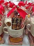 Godiva Cocoa Mug Gift Set 13.5 Oz- Luxury Cocoa Set