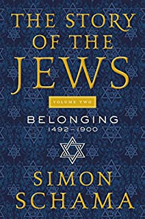 Book Cover: The Story of the Jews Volume 2