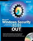 img - for Microsoft Windows Security Inside Out for Windows XP and Windows 2000 (Bpg--Inside Out) book / textbook / text book