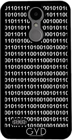 Funda para LG K4 2017 - El Código Binario En Dos by Brucestanfieldartist: Amazon.es: Electrónica