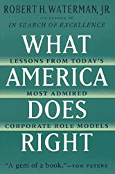 What America Does Right: Lessons from Today's Most Admired Corporate Role Models