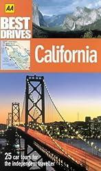 California (AA Best Drives)