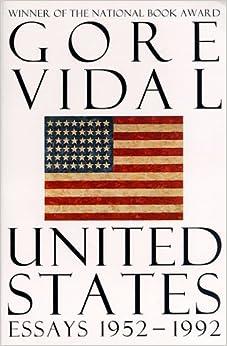 Book United States: Essays 1952-1992
