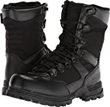 Fila Men's Stormer Military and Tactical Boot Food Service Shoe, Black, 10 D US