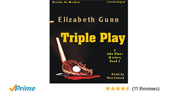 Triple Play (A Jake Hines Mystery Book 1)