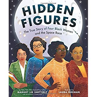 Hidden Figures True Story 4 Black Women