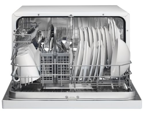 Danby DDW611WLED Countertop Dishwasher - White by Danby (Image #2)