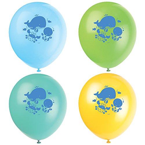 Latex Under Sea Balloons 8ct