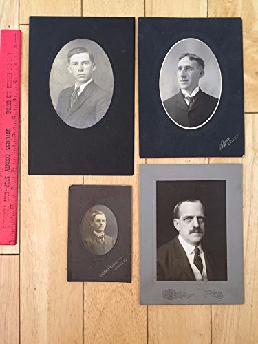 1800s Antique Cabinet Card photos portraits NY Men for sale  Delivered anywhere in USA