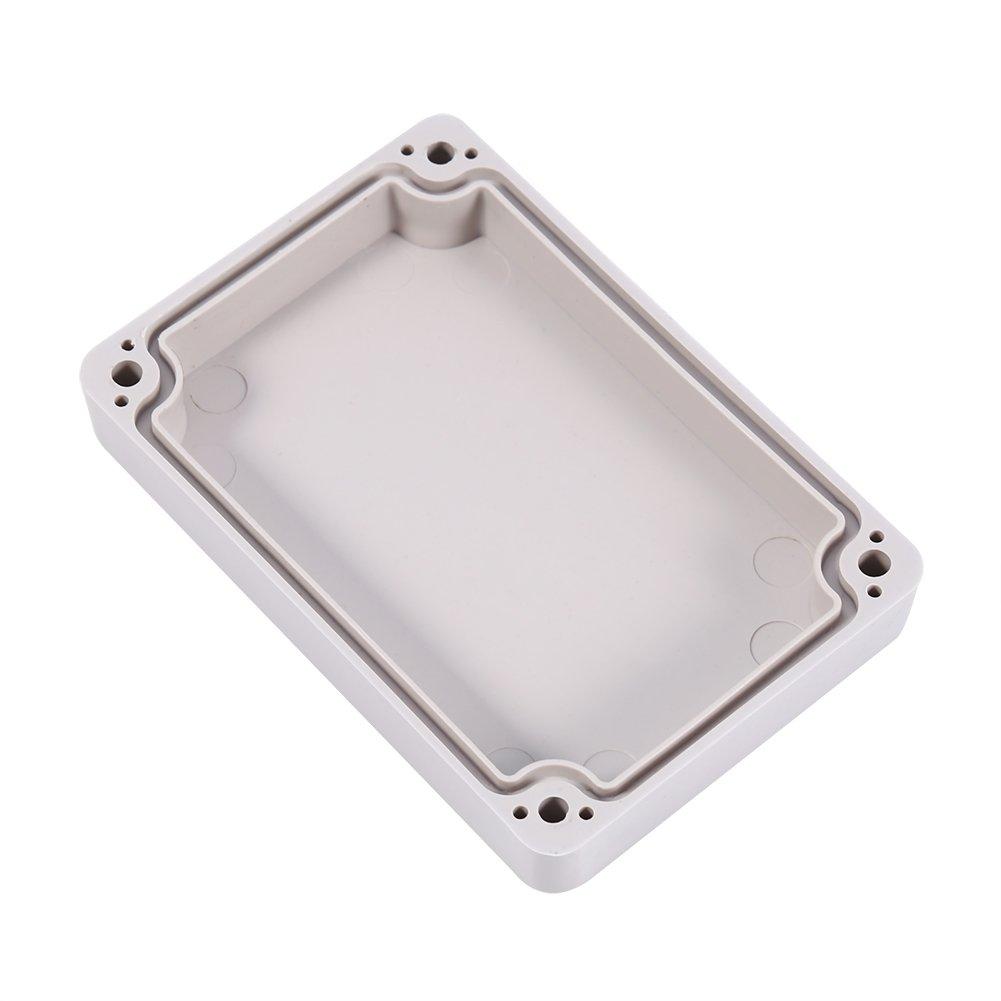 1 Pc Wasserdichte Anschlussdosen Verbindung Im Freien Wasserdichte Gehä use(65*60*35mm) Zerone