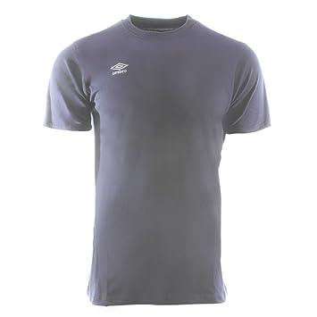 Umbro Lifestyle Camiseta, Hombre, Azul Marino, L: Amazon.es: Deportes y aire libre