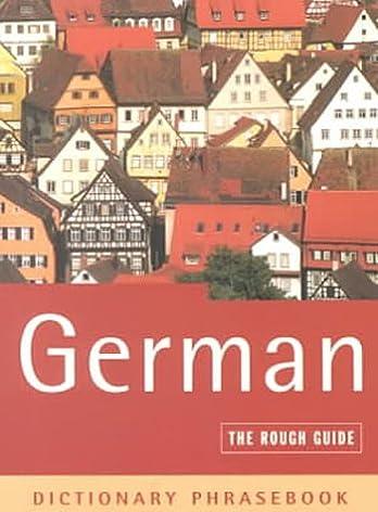 amazon com the rough guide to german dictionary phrasebook 2 rough rh amazon com Rough Guide Spain Rough Guide Cambodia