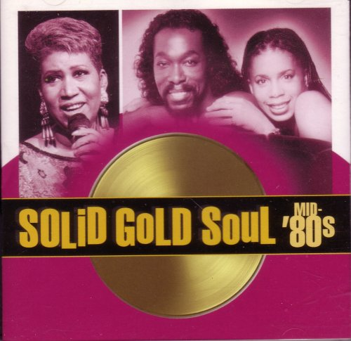 Rick James - Solid Gold Soul Mid-