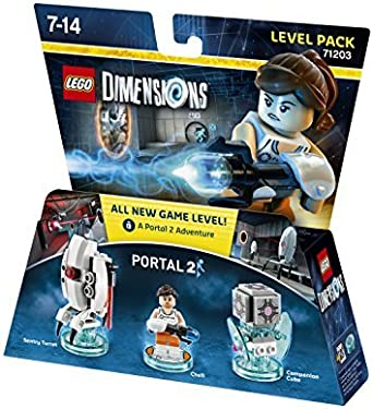 Lego Dimensions - Portal 2 - Level Pack by Warner Bros ...