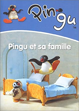 Pingu Vol 1 Pingu Et Sa Famille 18 Aventures Dvd