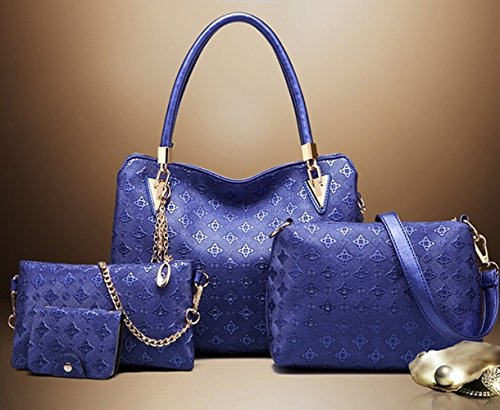 Mano M Dark Unknown Blue Borsa Donna A qx4IwECT
