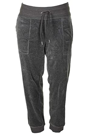 4a04aa21e4227 Tommy Hilfiger Sport Womens Velour Sweatpants Jogger Pants at Amazon Women's  Clothing store: