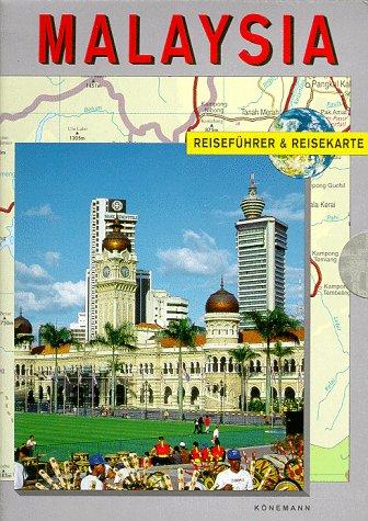 Malaysia. Reiseführer Und Reisekarte