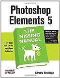 Photoshop Elements 5, Brundage, Barbara, 0596527284
