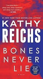 Paperback Bones Never Lie Book