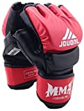 SPJ: Strong Pro Style MMA Grappling Gloves for Mixed Martial Arts UFC Cage Fighting