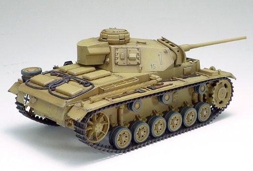 Tamiya Models Panzerkampfwagen III Ausf.L Model Kit