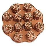 Nordic Ware Nonstick Sweetheart Rose Baking Pan