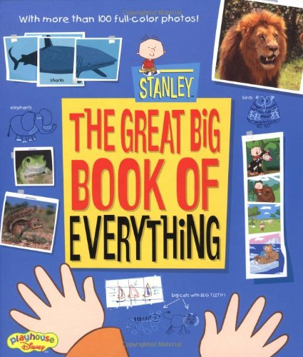 Stanley: The Great Big Book of Everything by Brand: Disney Press
