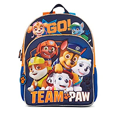 Paw Patrol Backpack 16inch Go Team Paw Book Bag | Kids' Backpacks